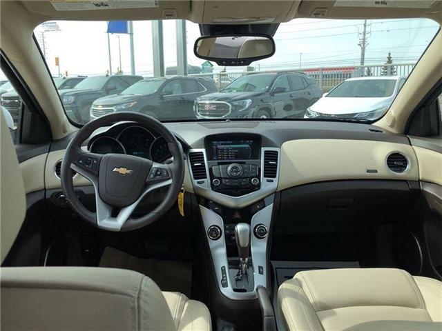 2016 Chevrolet Cruze |2LT|HTD LEATHER|ROOF|PIONEER|LEASE RTN!| (Stk: PA16732) in BRAMPTON - Image 15 of 21