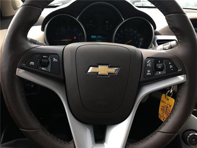 2016 Chevrolet Cruze |2LT|HTD LEATHER|ROOF|PIONEER|LEASE RTN!| (Stk: PA16732) in BRAMPTON - Image 18 of 21