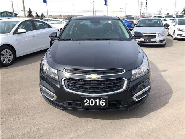 2016 Chevrolet Cruze |2LT|HTD LEATHER|ROOF|PIONEER|LEASE RTN!| (Stk: PA16848) in BRAMPTON - Image 3 of 20