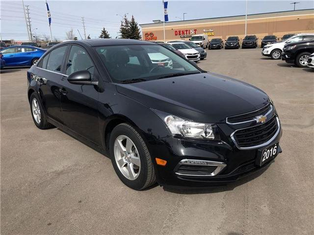 2016 Chevrolet Cruze |2LT|HTD LEATHER|ROOF|PIONEER|LEASE RTN!| (Stk: PA16848) in BRAMPTON - Image 4 of 20