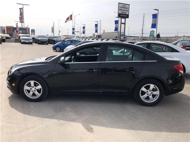 2016 Chevrolet Cruze |2LT|HTD LEATHER|ROOF|PIONEER|LEASE RTN!| (Stk: PA16848) in BRAMPTON - Image 9 of 20