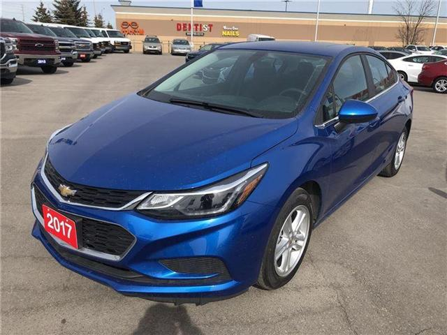 2017 Chevrolet Cruze |LT|*True North PKG*|Sunroof|BlueTooth| (Stk: PA16865) in BRAMPTON - Image 2 of 17