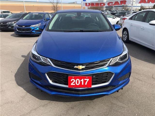 2017 Chevrolet Cruze  LT *True North PKG* Sunroof BlueTooth  (Stk: PA16865) in BRAMPTON - Image 3 of 17