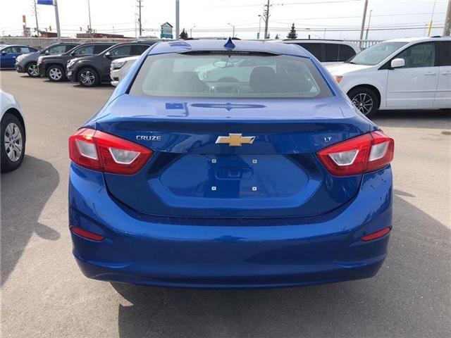 2017 Chevrolet Cruze  LT *True North PKG* Sunroof BlueTooth  (Stk: PA16865) in BRAMPTON - Image 6 of 17