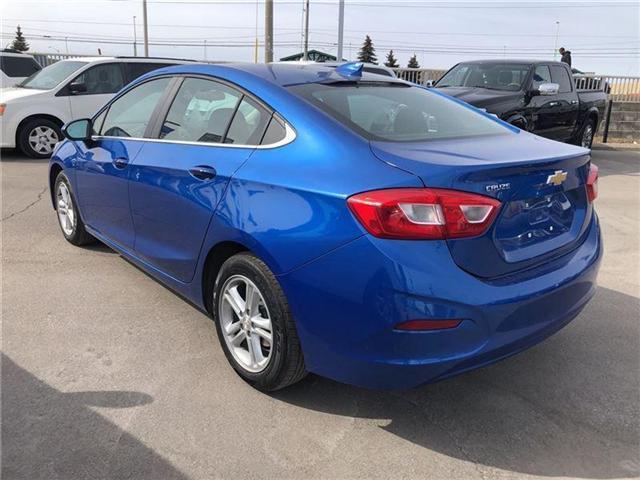 2017 Chevrolet Cruze  LT *True North PKG* Sunroof BlueTooth  (Stk: PA16865) in BRAMPTON - Image 7 of 17