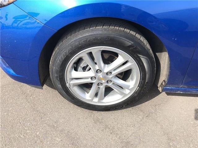 2017 Chevrolet Cruze  LT *True North PKG* Sunroof BlueTooth  (Stk: PA16865) in BRAMPTON - Image 8 of 17