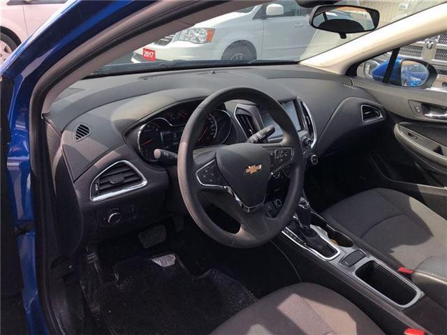 2017 Chevrolet Cruze  LT *True North PKG* Sunroof BlueTooth  (Stk: PA16865) in BRAMPTON - Image 9 of 17