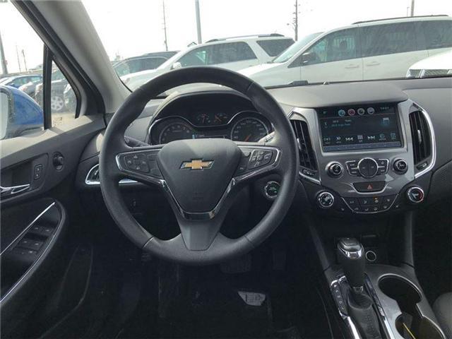 2017 Chevrolet Cruze  LT *True North PKG* Sunroof BlueTooth  (Stk: PA16865) in BRAMPTON - Image 12 of 17