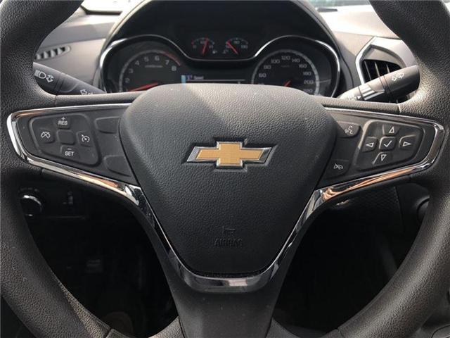 2017 Chevrolet Cruze  LT *True North PKG* Sunroof BlueTooth  (Stk: PA16865) in BRAMPTON - Image 14 of 17