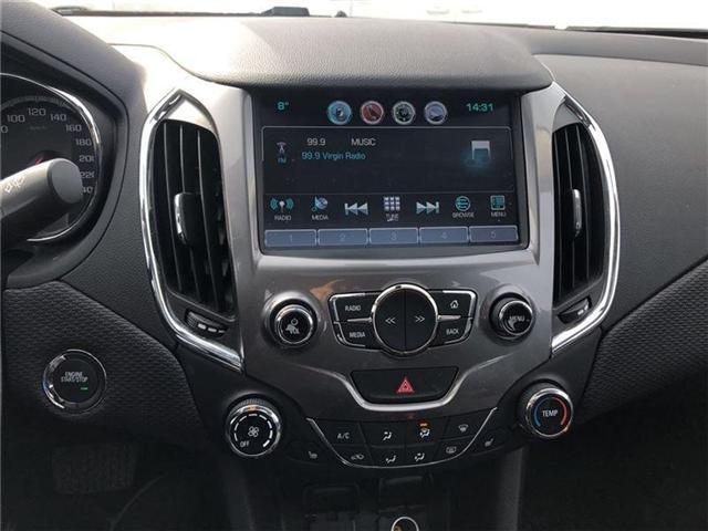 2017 Chevrolet Cruze  LT *True North PKG* Sunroof BlueTooth  (Stk: PA16865) in BRAMPTON - Image 15 of 17