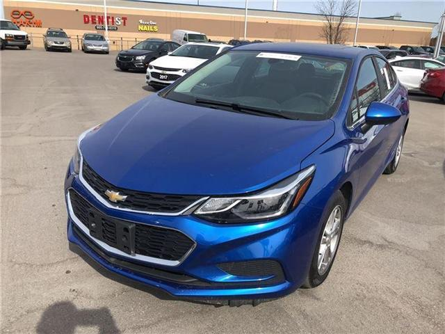 2017 Chevrolet Cruze |LT|*True North PKG*|Sunroof|BlueTooth| (Stk: PA16861) in BRAMPTON - Image 2 of 17
