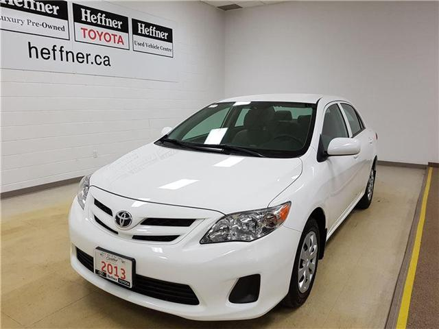 2013 Toyota Corolla  (Stk: 185217) in Kitchener - Image 1 of 18