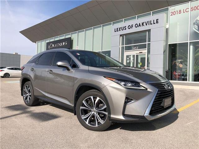 2017 Lexus RX 350 Base (Stk: UC7382) in Oakville - Image 1 of 19