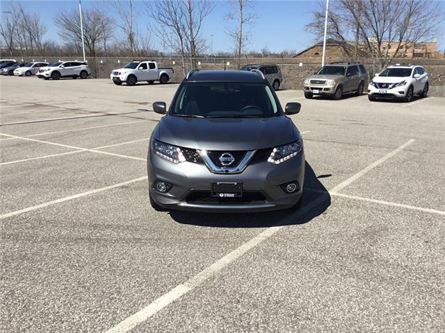2016 Nissan Rogue SV (Stk: NP2598) in Windsor - Image 1 of 15