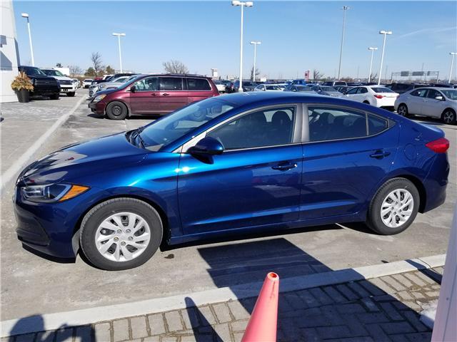 2017 Hyundai Elantra LE (Stk: 038E1249) in Ottawa - Image 2 of 21