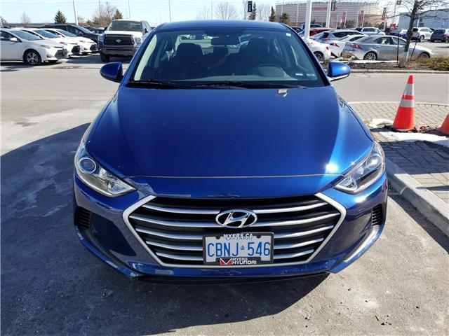 2017 Hyundai Elantra LE (Stk: 038E1249) in Ottawa - Image 8 of 21