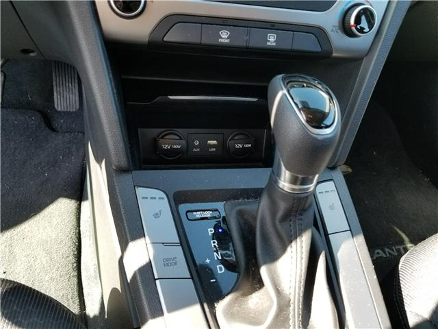 2017 Hyundai Elantra LE (Stk: 038E1249) in Ottawa - Image 18 of 21