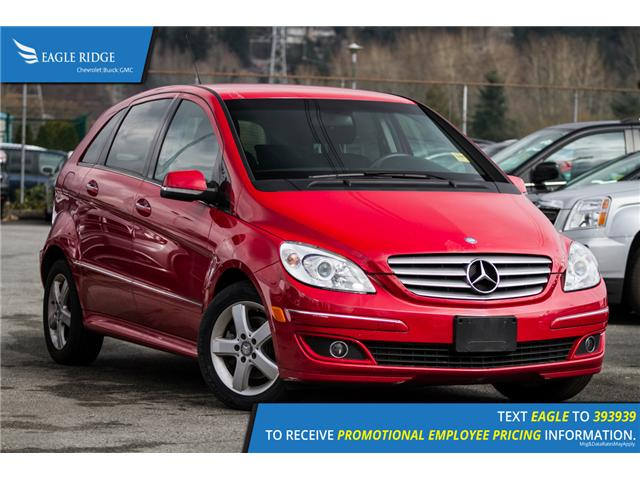 2008 Mercedes-Benz B-Class Base (Stk: 080341) in Coquitlam - Image 1 of 17