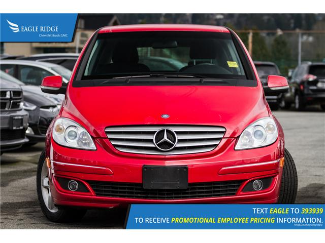 2008 Mercedes-Benz B-Class Base (Stk: 080341) in Coquitlam - Image 2 of 17