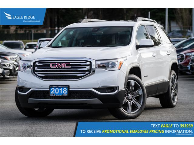 2018 GMC Acadia SLT-2 (Stk: 84202A) in Coquitlam - Image 1 of 29