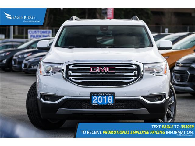2018 GMC Acadia SLT-2 (Stk: 84202A) in Coquitlam - Image 2 of 29