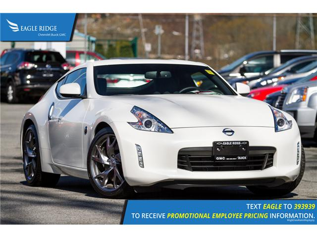 2017 Nissan 370Z Touring Sport (Stk: 178099) in Coquitlam - Image 1 of 25
