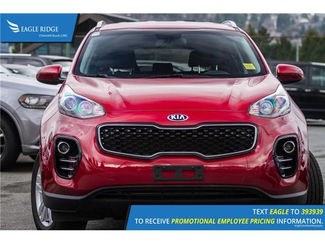 2017 Kia Sportage LX (Stk: 178279) in Coquitlam - Image 2 of 20