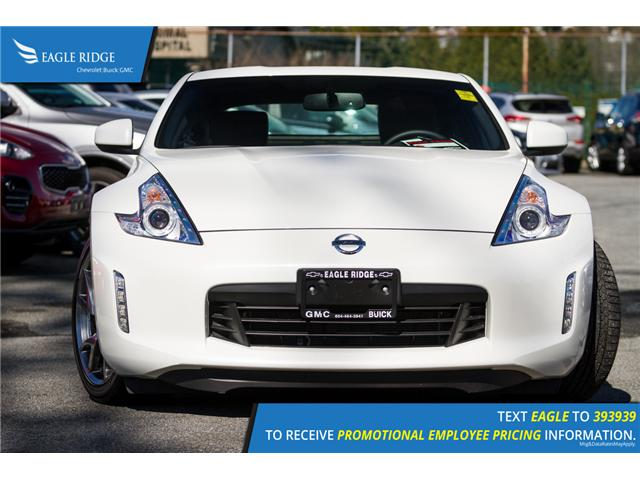 2017 Nissan 370Z Touring Sport (Stk: 178099) in Coquitlam - Image 2 of 25