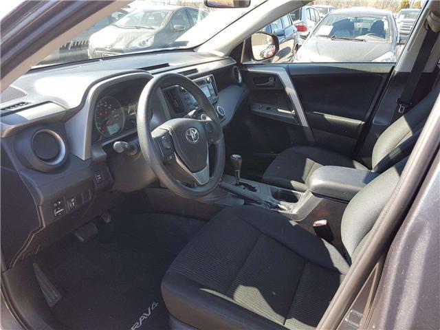 2016 Toyota RAV4 LE (Stk: U00613) in Guelph - Image 10 of 25