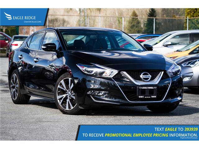 2016 Nissan Maxima SV (Stk: 168440) in Coquitlam - Image 1 of 22