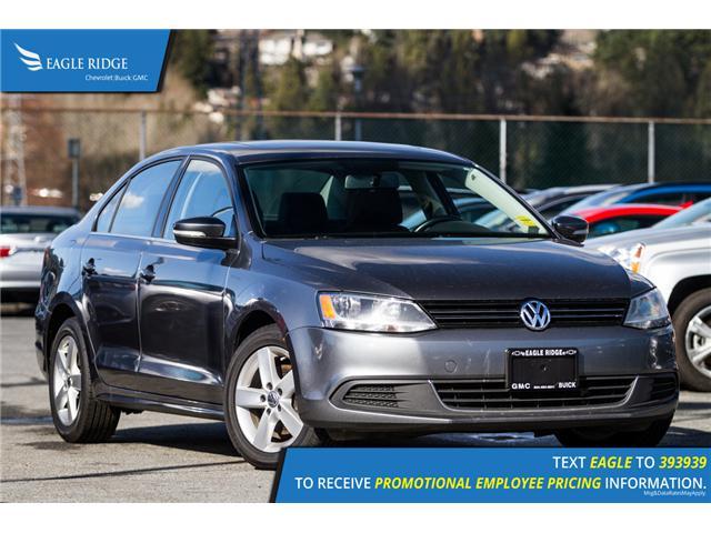 2014 Volkswagen Jetta 1.8 TSI Comfortline (Stk: 149432) in Coquitlam - Image 1 of 17