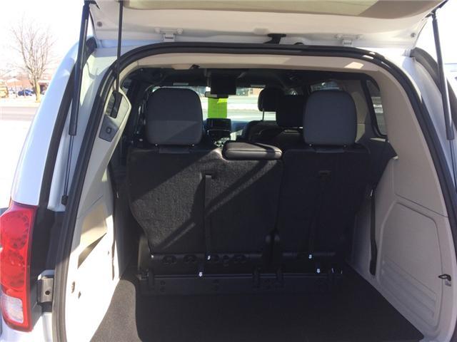 2017 Dodge Grand Caravan CVP/SXT (Stk: ) in Morrisburg - Image 5 of 5
