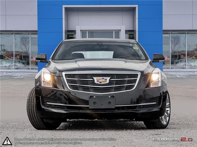 2018 Cadillac ATS 2.0L Turbo Luxury (Stk: K8A006) in Mississauga - Image 2 of 27