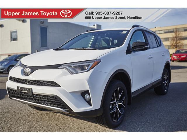 2018 Toyota RAV4 SE (Stk: 180469) in Hamilton - Image 1 of 16