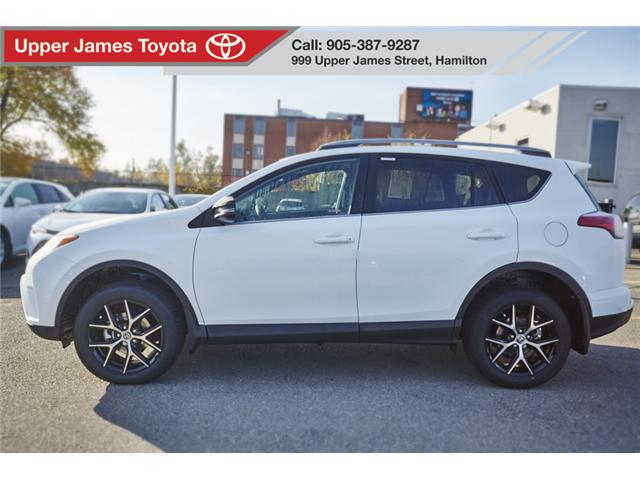 2018 Toyota RAV4 SE (Stk: 180469) in Hamilton - Image 2 of 16