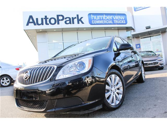 2016 Buick Verano Base (Stk: ) in Mississauga - Image 1 of 26