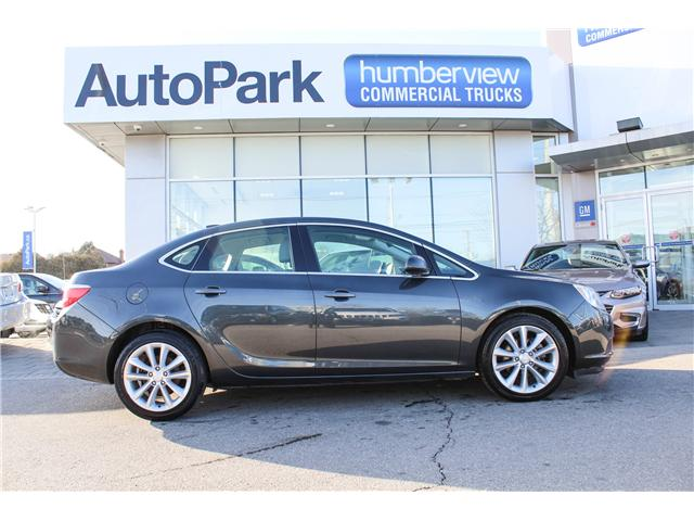 2016 Buick Verano Base (Stk: ) in Mississauga - Image 2 of 26