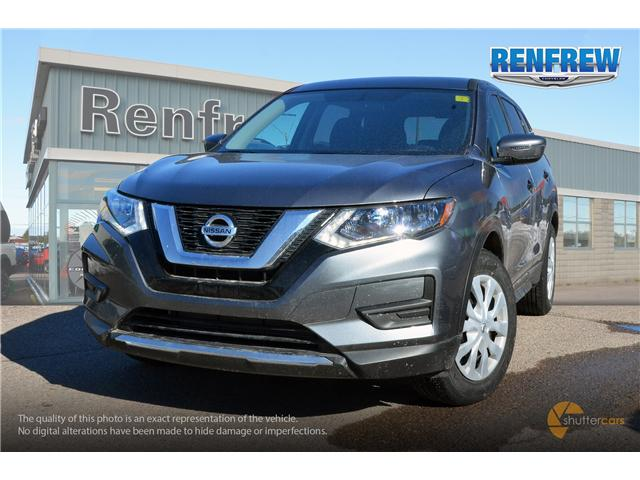 2017 Nissan Rogue S (Stk: S170098) in Renfrew - Image 1 of 20