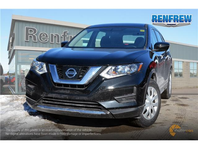 2017 Nissan Rogue S (Stk: S170210) in Renfrew - Image 1 of 20