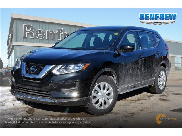 2017 Nissan Rogue S (Stk: S170210) in Renfrew - Image 2 of 20