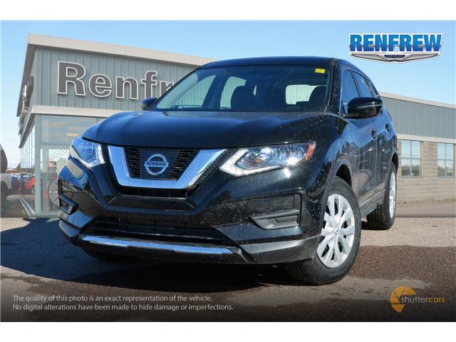 2017 Nissan Rogue S (Stk: S170228) in Renfrew - Image 1 of 20