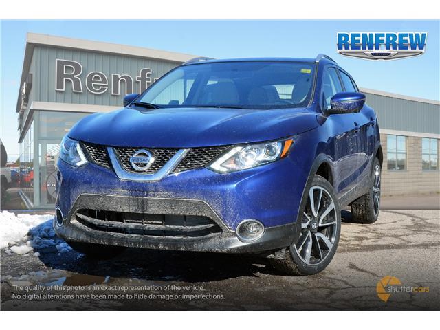 2017 Nissan Qashqai SL (Stk: S170264) in Renfrew - Image 1 of 20