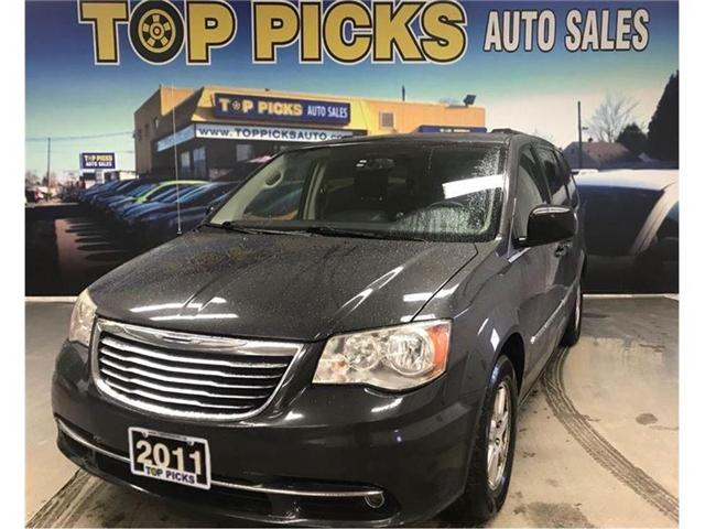 2011 Chrysler Town & Country Touring (Stk: 727239) in NORTH BAY - Image 1 of 18