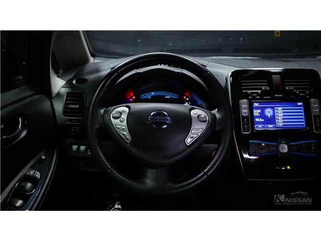 2015 Nissan LEAF SL (Stk: PT18-101) in Kingston - Image 12 of 34