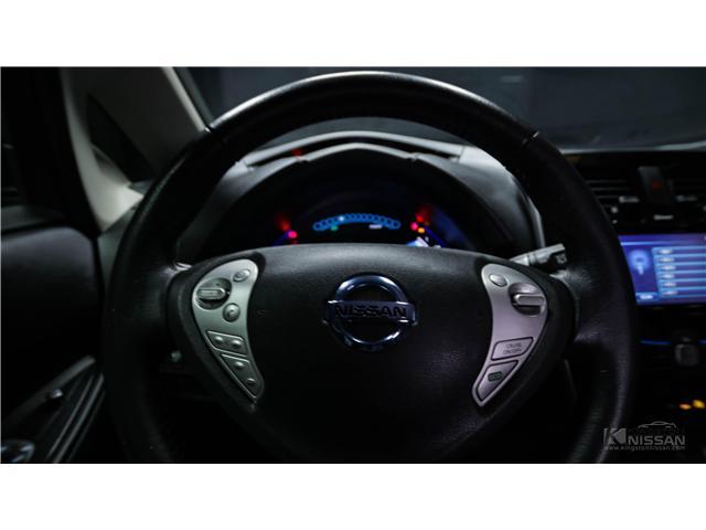 2015 Nissan LEAF SL (Stk: PT18-101) in Kingston - Image 16 of 34