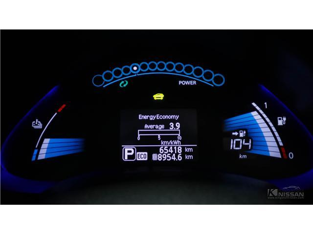 2015 Nissan LEAF SL (Stk: PT18-101) in Kingston - Image 22 of 34