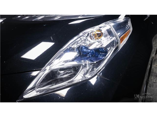 2015 Nissan LEAF SL (Stk: PT18-101) in Kingston - Image 33 of 34
