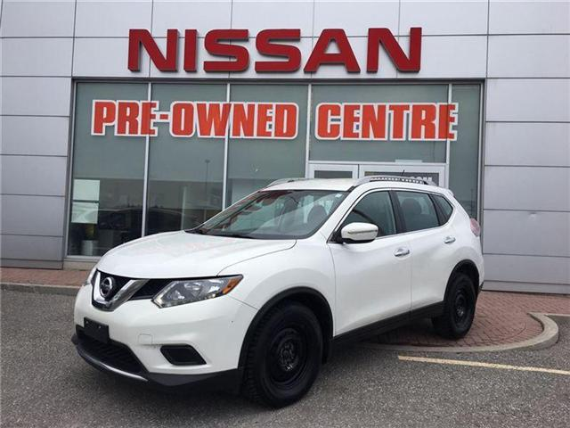 2014 Nissan Rogue S-FWD-BACKUP CAMERA-- (Stk: M9362A) in Scarborough - Image 1 of 17
