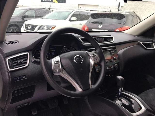 2014 Nissan Rogue S-FWD-BACKUP CAMERA-- (Stk: M9362A) in Scarborough - Image 11 of 17