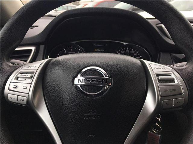 2014 Nissan Rogue S-FWD-BACKUP CAMERA-- (Stk: M9362A) in Scarborough - Image 12 of 17